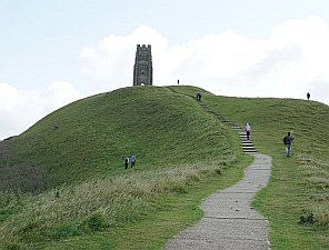Glastonbury Tor klein